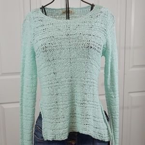 Hollister | Open Knit Top